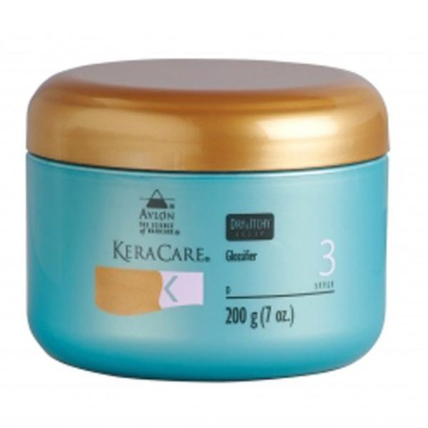 KeraCare Dry & Itchy Scalp Glossifier (200g)