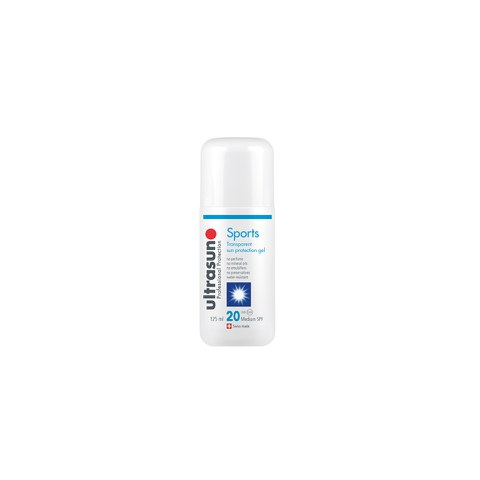 ULTRASUN PROTECTION SPF20 - SPORTS FORMULA (125ML)