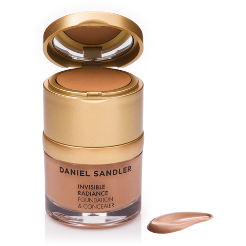 Daniel Sandler Invisible Radiance Foundation und Concealer - Deep Sand