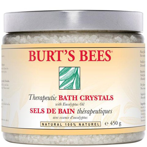 Burt's Bees Therapeutic Bath Crystals 450g
