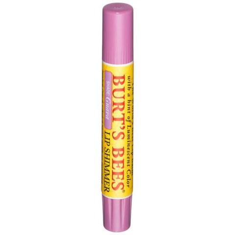 Burt's Bees Lip Shimmer - Guava 2.6g