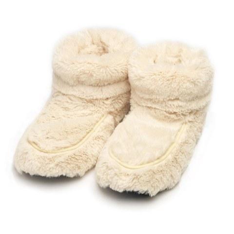 Botas calentitas Hot Boots - crema