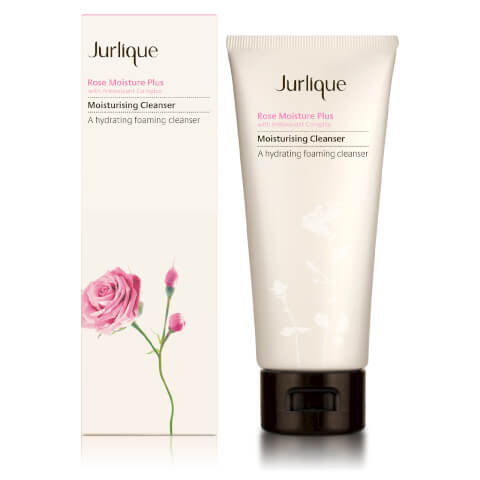 Jurlique Rose Moisture Plus with Antioxidant Complex Moisturising Cleanser (80ml)