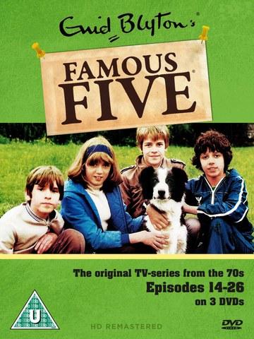 The Famous Five - Season 2