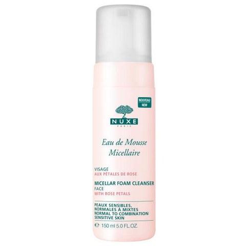 NUXE Eau De Mousse Micellaire - Micellar Foam Cleanser (150ml)