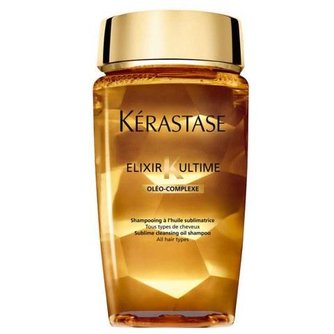 Champú de aceite sublimador Kérastase Elixir Ultime (250ml)