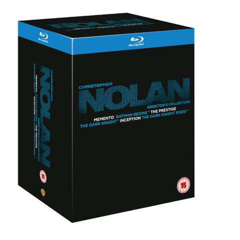 Colección del Director Christopher Nolan