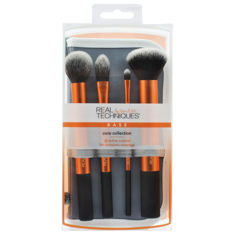 Real Techniques Core Collection Kit (Gesicht) Pinselset