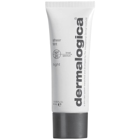 Dermalogica Sheer Tint LSF 20 Getönte Tagespflege - Hell