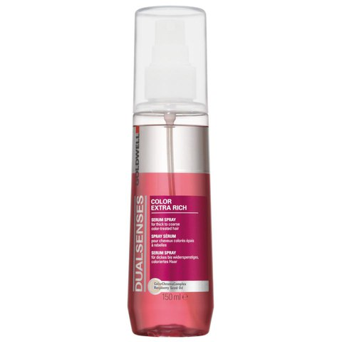 Goldwell Dualsenses Color Extra Rich Spray Sérum pour cheveux colorés épais (150ml)