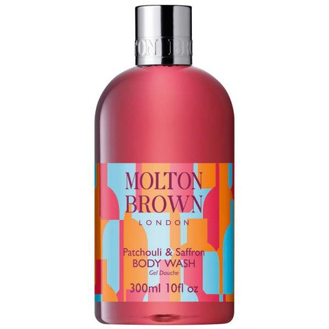 Molton Brown Patchouli & Saffron - Bath & Shower