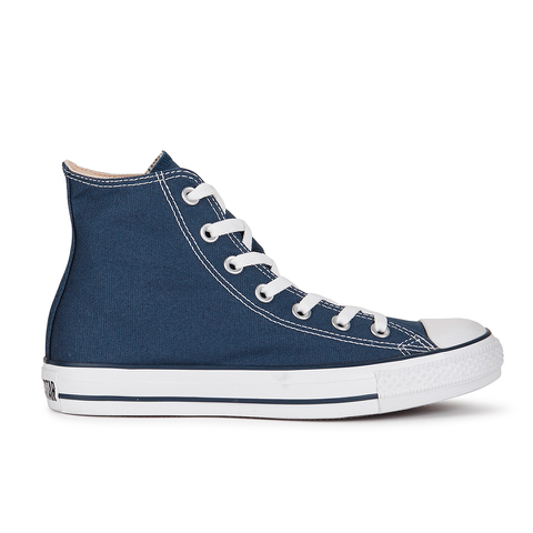 Converse Chuck Taylor All Star Canvas Hi-Top Trainers - Navy