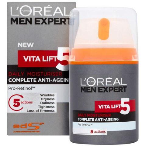 L'Oreal Paris Men Expert Vita Lift 5 Daily Moisturiser (50ml)