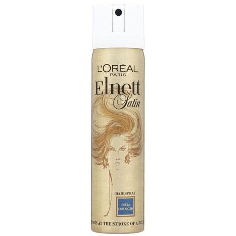 L'Oreal Paris Elnett Satin Hairspray - Extra Strength (75ml)