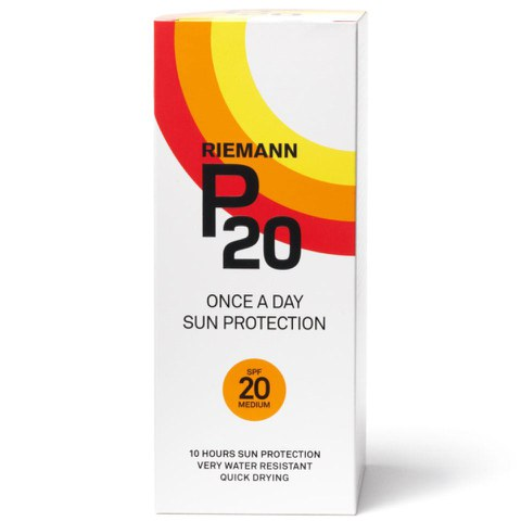Crème solaire Riemann P20 (200ml) SPF20