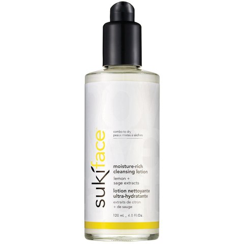 Suki Moisture-Rich Cleansing Lotion (120ml)