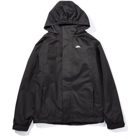 Trespass Children's Skydive Waterproof 3-in-1 Jacket - Black