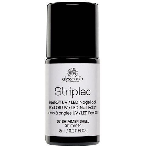 Striplac Shimmer Shell UV Nail Polish (8ml)