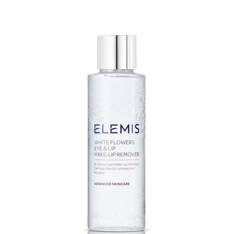 Elemis White Flowers Eye and Lip Make-Up Remover (Augen- & Lippen Make-up Entferner) 125ml