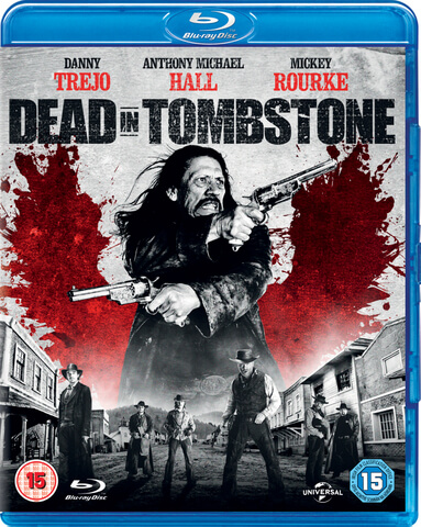 Dead in Tombstone (Includes UltraViolet Copy)