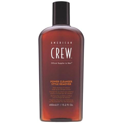 Champú purificante de uso diario American Crew Power Cleanser Style Remover (450ml)