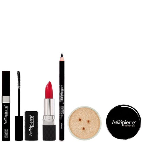 Bellapierre Eyes and Lips Evening Look Essentials (Worth £61.97) (Free Gift)