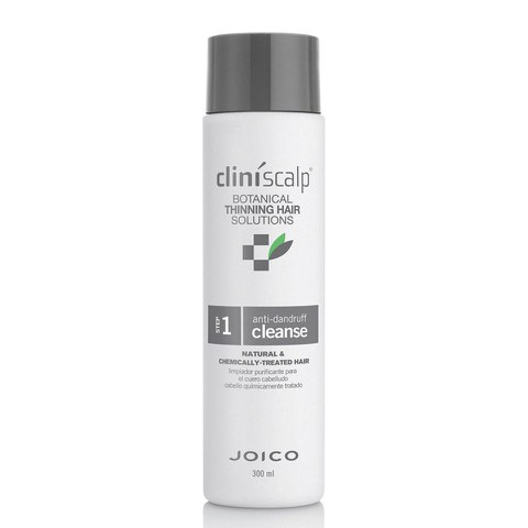Joico Cliniscalp Anti Dandruff Cleanse - Natural or Chemically Treated Hair (300ml)