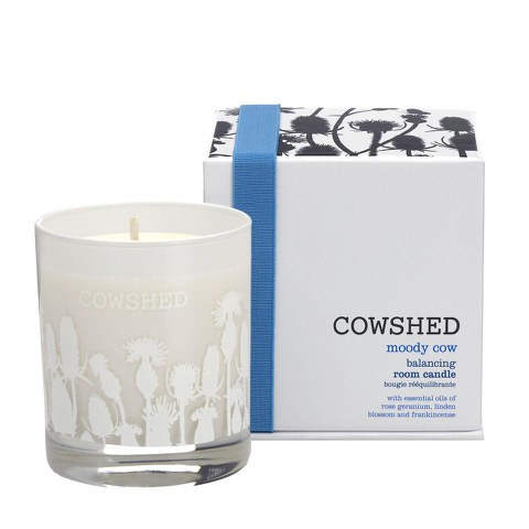 Bougies parfumées équilibre Cowshed Moody Cow