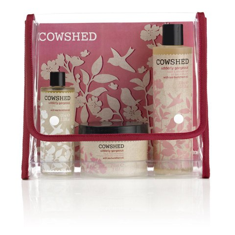 Set para mamá Cowshed Udderly Gorgeous Maternity