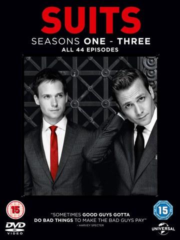 Suits - Staffel 1-3