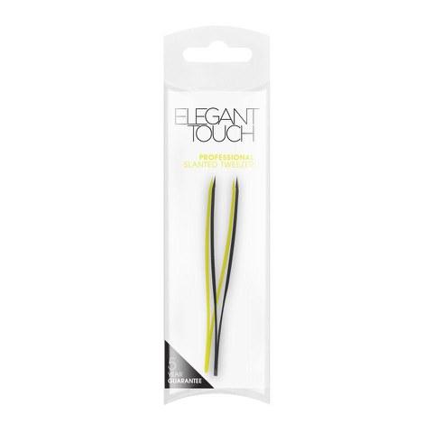 Elegant Touch Professional Slanted Tweezer