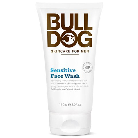 Limpiador facial piel sensible Bulldog