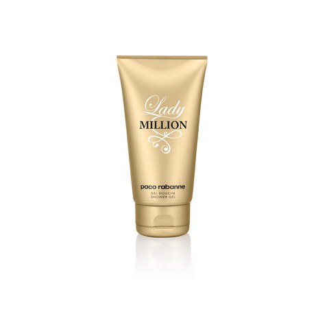 Paco Rabanne Lady Million Gel Douche (150ml)