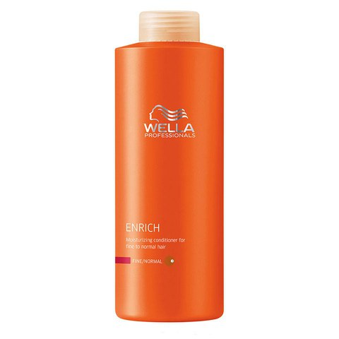 Wella Professionals Enrich Fine Conditioner (1000ml) (Worth £58.50)