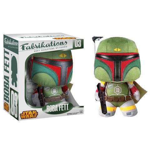 Star Wars Boba Fett Fabrikations Plush Figure