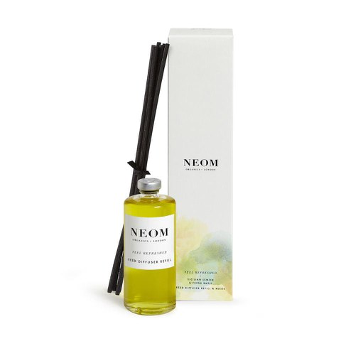 NEOM Organics Reed Diffuser Refill: Feel Refreshed (100ml)