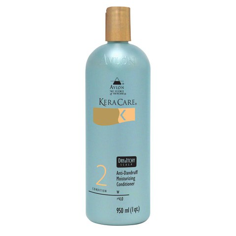 KeraCare Dry and Itchy Scalp Moisturizing Conditioner (950ml)