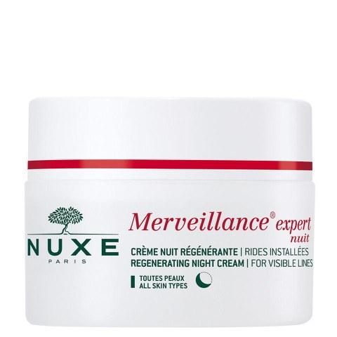 Crema de noche NUXE Merveillance Expert