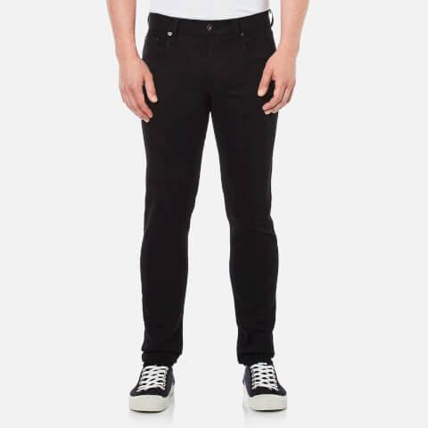 rag & bone Men's Fit 1 Tapered Jeans - Black