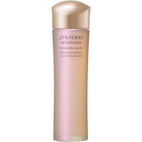 Loción suavizante enriquecida antiarrugas Shiseido Benefiance WrinkleResist 24 Balancing Softener (150ml)