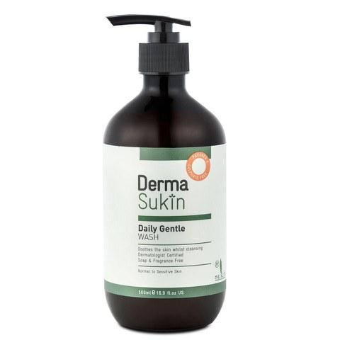 DermaSukin Daily Gentle Soap Free Wash (500ml)