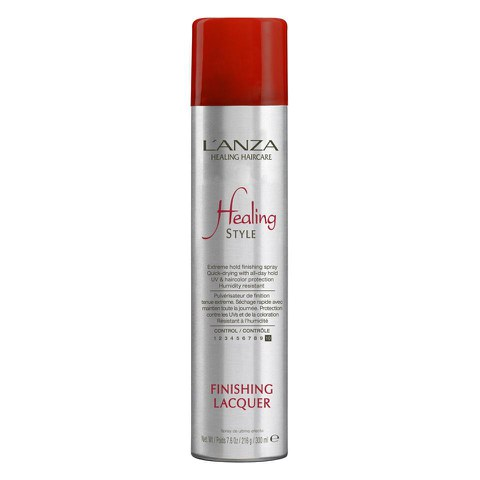 L'Anza Healing Style Finishing Lacquer (300ml)