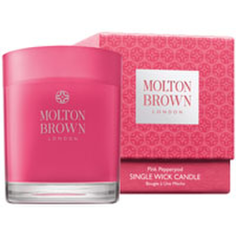 Molton Brown Pink Pepperpod Single Wick Candle