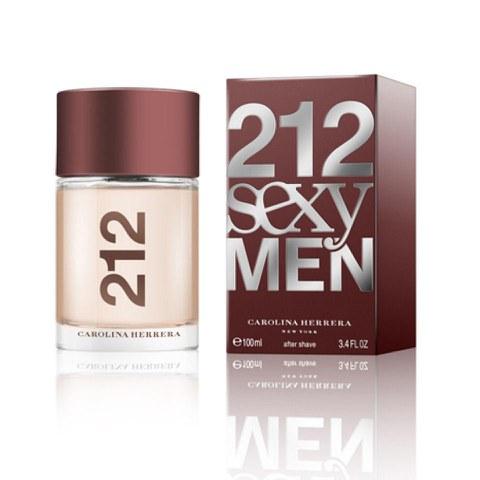 Carolina Herrera 212 Sexy Men lotion après-rasage 100ml