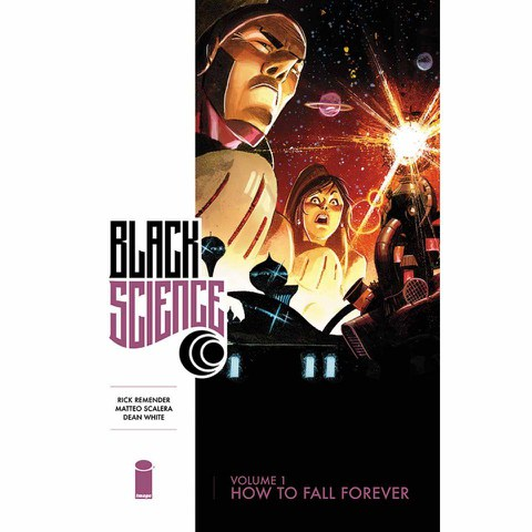 Black Science: How to Fall Forever - Volume 1 Paperback Graphic Novel