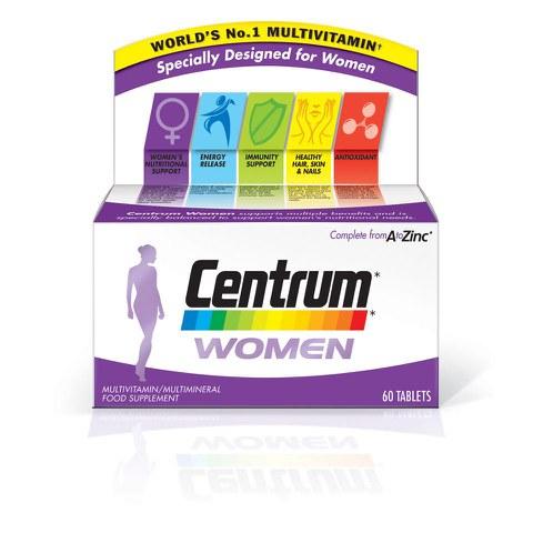 Centrum Women (60 Tablets)