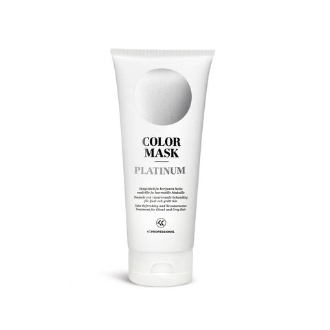 KC Professional Color Mask -  Platinum (200ml)