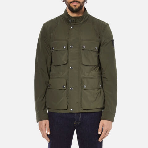 Belstaff Men's Barningham Jacket - Pale Military