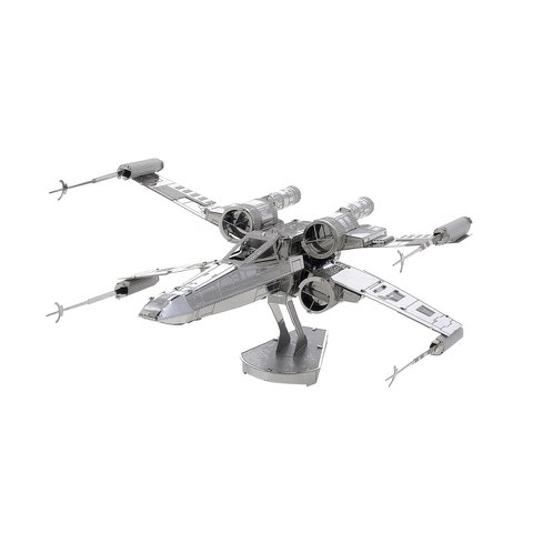 Star Wars X Wing Fighter Metal Construction Kit