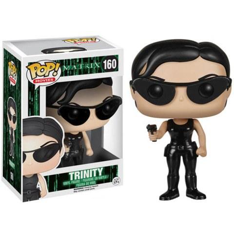 The Matrix Trinity Pop! Vinyl Figure